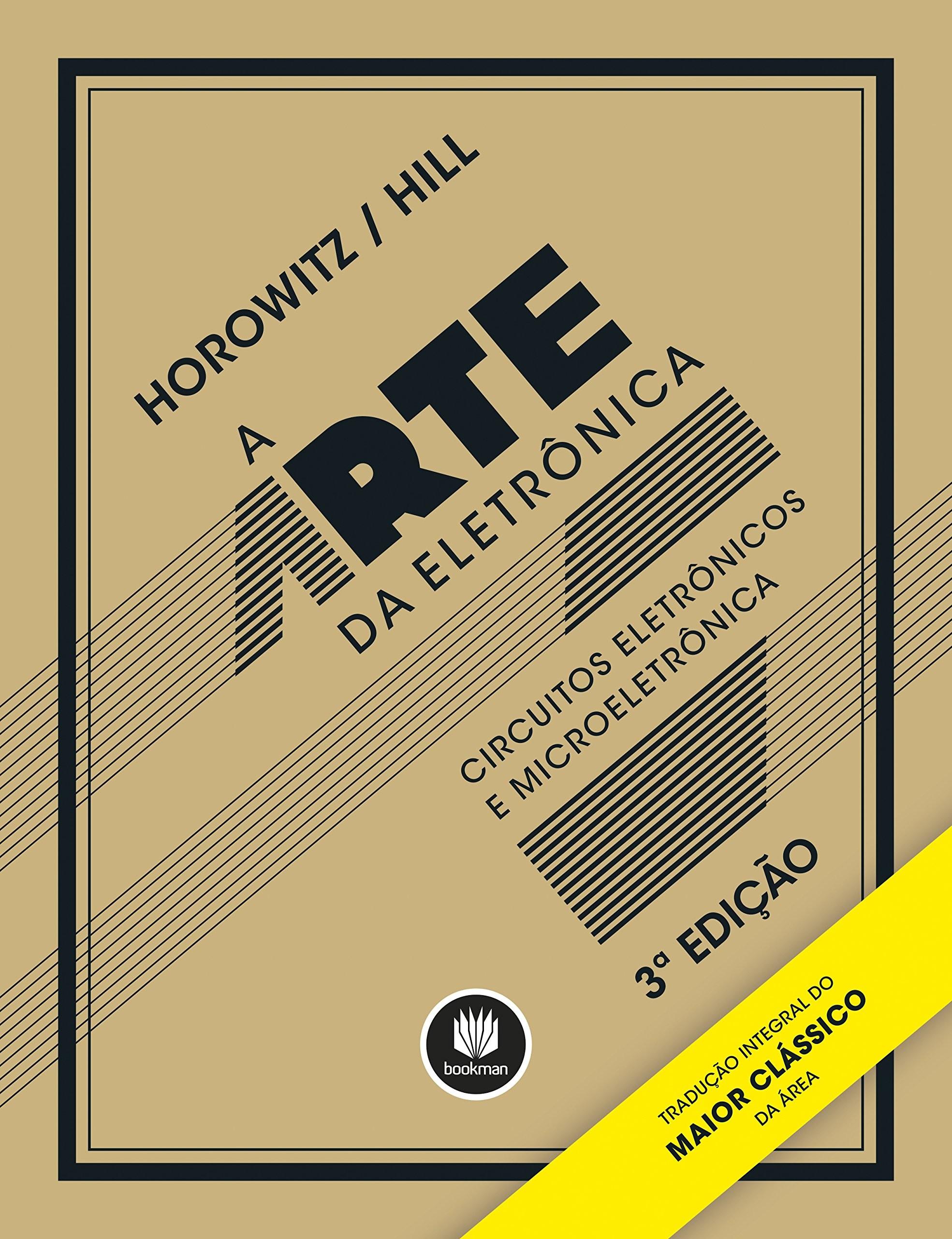 Circuito Eletronica : Livro arte da eletrônica a circuitos eletrônicos e microeletrônica