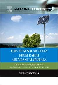 Thin Film Solar Cells From Earth Abundant Materials, Growth and Characterization of Cu2(ZnSn)(SSe)4