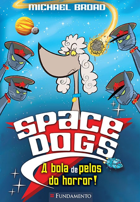 Space Dogs - A Bola de Pelos do Horror!