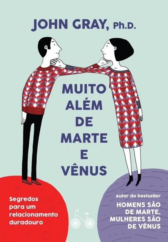 35929f241 Muito Além de Marte e Vênus - Segredos para um Relacionamento Duradouro