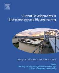 Current Developments in Biotechnology and Bioengineering, Biological Treatment of Industrial Effluen