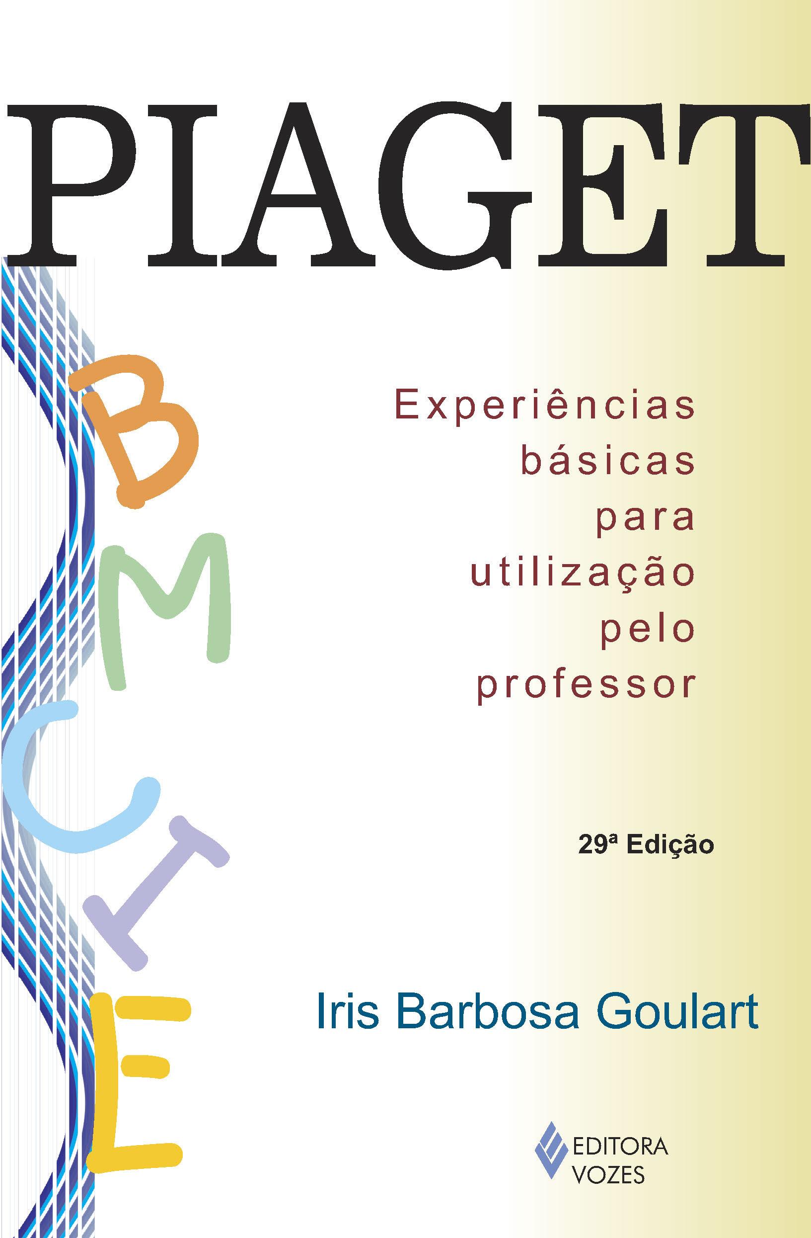 95f2e759632 Piaget - Experiências Básicas Para Utili.